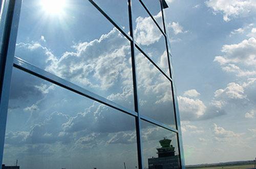 protisluneční okenní folie na okna Next Plzeň