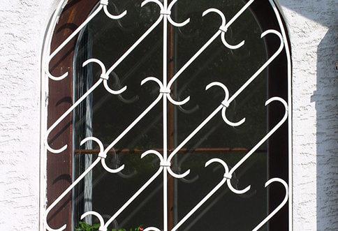 pevné kovové bezpečnostní mříže do oken a dveří Next Plzeň